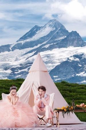 法国兰斐婚纱摄影 全球旅拍—丽江站