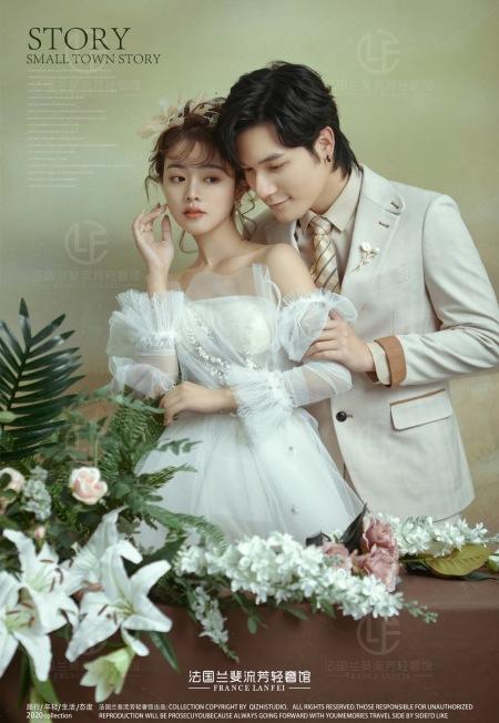 【莫奈庄园】宜兴婚纱照《瑟琳娜》