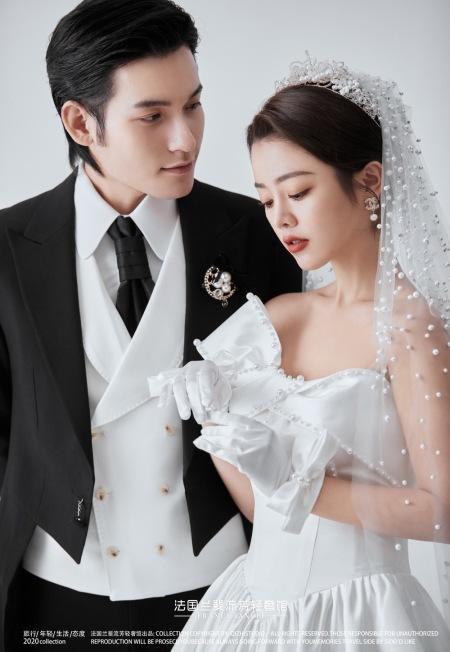 【莫奈庄园】宜兴婚纱照《珍珠》