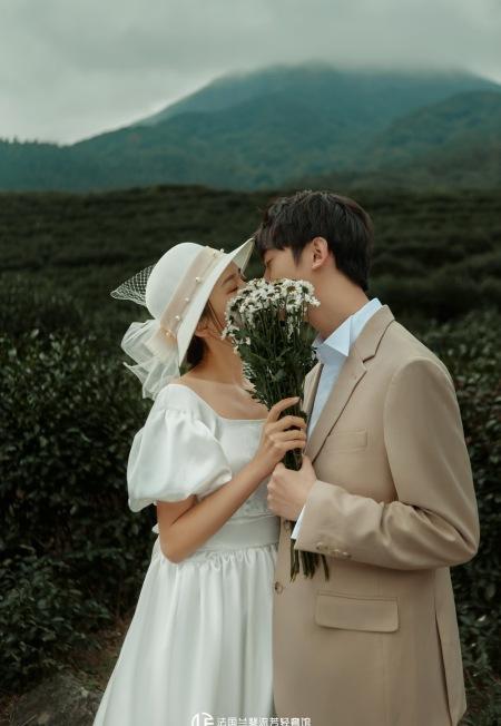【宜兴婚纱照】2021新主题 茶园轻复古